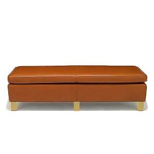 Knoll Krefeld Large Bench by Knoll - Color: Beige (756-AOC-VO945)