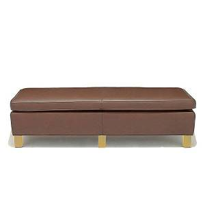 Knoll Krefeld Large Bench by Knoll - Color: Purple (756-AOC-VO904)