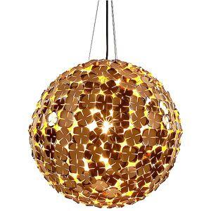 Terzani Ortenzia Pendant Light by Terzani - Color: Gold - Finish: Gold - (0M46SH8C8A)