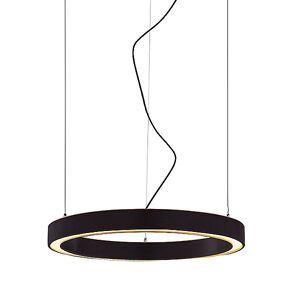 Viso Ring LED Pendant Light by Viso - Color: Bronze - Finish: Matte - (SM.07.500.46)