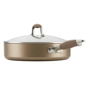 Advanced Home 5-Quart Sauté Pan with Helper Handle