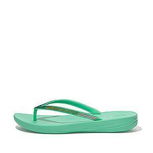 FitFlop iQUSHION mint green Size:(US 8)female