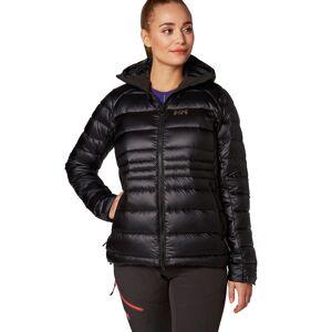 Helly Hansen Vanir Icefall Women's Down Jacket - Black - womens - Size: Small