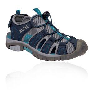 Regatta Westshore Junior Walking Sandals - SS21 - Navy Blue - junior / boys - Size: 30