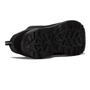 Hi-Tec Monte Viso Waterproof Walking Shoes - Black - mens - Size: 42