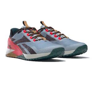 Reebok Nano X1 Adventure Training Shoes - AW21 - Grey - mens - Size: 42.5