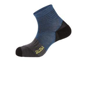 Salewa Approach Comfort Socks - AW21 - Blue - mens - Size: 9.5-11