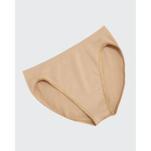 Hanro Touch Feeling High-Cut Briefs  - SKIN - SKIN - Size: Small