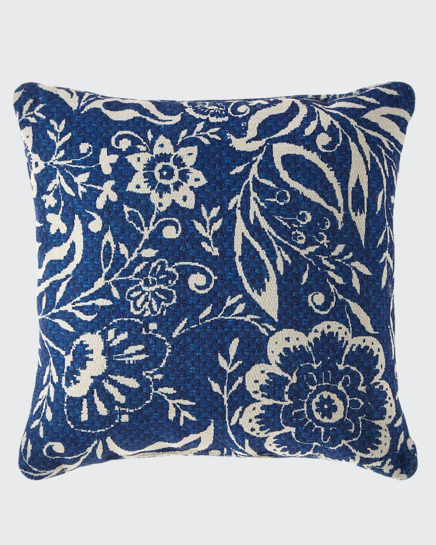 Villa Garden Outdoor Accent Pillow  - Size: unisex