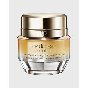 Cle de Peau Beaute 0.5 oz. Enhancing Eye Contour Cream Supreme  - Size: unisex