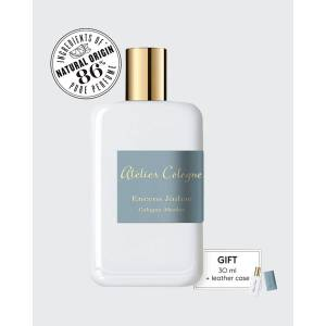 Encense Jinhae Cologne Absolue, 200 mL with Personalized Travel Spray, 1.0 oz./ 30 mL  - NO COLOR - NO COLOR