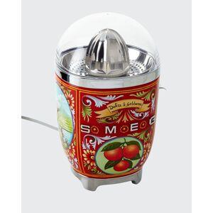 Smeg Dolce Gabbana x SMEG Sicily Is My Love Juicer  - Size: unisex