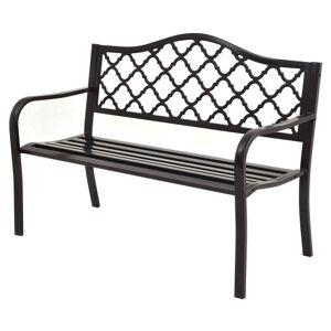 """Costway 50"""" Patio Garden Bench Loveseats"""