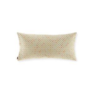 """Ambon Chevron Jacquard Pillow, 12"""" x 24"""""""