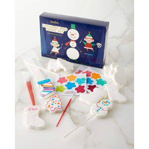 Neiman Marcus Holiday Marshmallow Pops Paint Kit