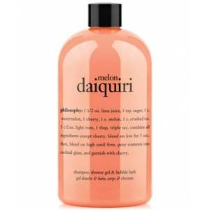 melon daquiri 3-in-1 shampoo, shower gel and bubble bath, 16 oz - Women