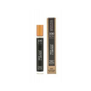 100BON Oud Wood Amyris Eau Concentrate Spray Unisex, 0.5 oz