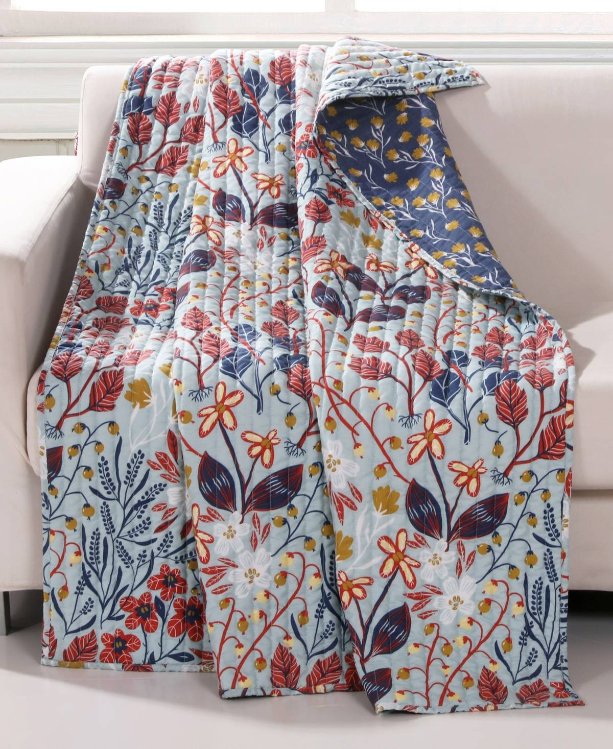 """Greenland Home Fashions Perry Accessory Throw - 50"""" x 60"""""""