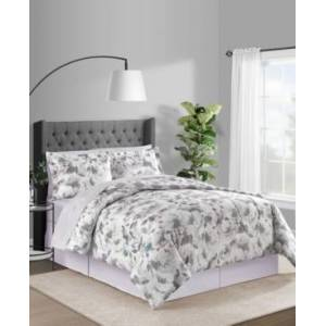 Closeout! Fairfield Square Collection Sophia 6-Pc. Reversible Twin Comforter Set Bedding - Mauve - Size: Twin