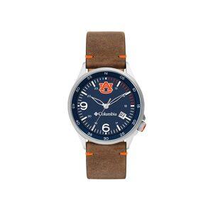 Columbia Men's Canyon Ridge Auburn Saddle Leather Watch 45mm