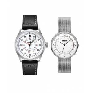 Kenneth Cole Unlisted Classic Watch Set, 44MM - Men - Multi