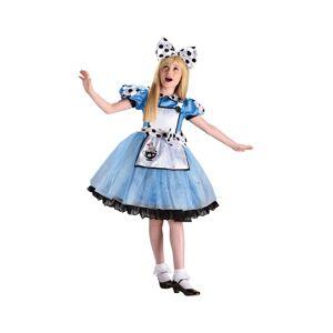 Amscan Big Girls Curious Alice Costume