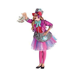 Amscan Big Girls Eccentric Mad Hatter Costume