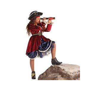 Amscan Big Girls Dazzling Pirate Costume