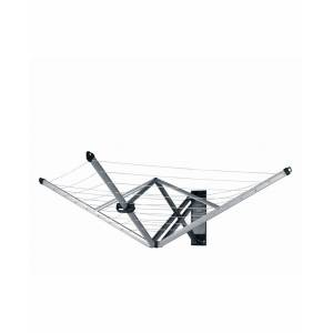 Brabantia WallFix Clothesline, 79', with Protection Cover