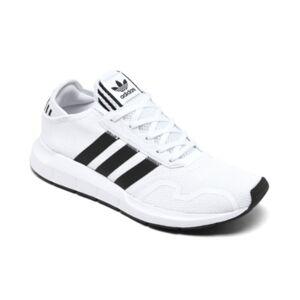 Adidas Men's Swift Run X Running Sneakers from Finish Line - Men - Ftwwht/cbl - Size: 11.5