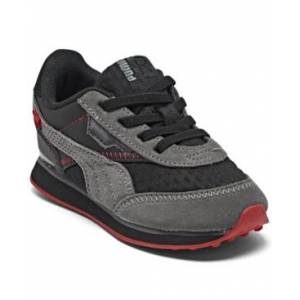 Toddler Boys Future Rider Unity Casual Sneakers from Finish Line - Boys - Black - Size: 5
