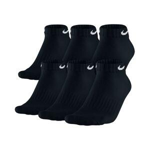 Nike Men's Cotton Low-Cut Socks 6-Pack