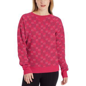 Champion Women's Powerblend Print Sweatshirt