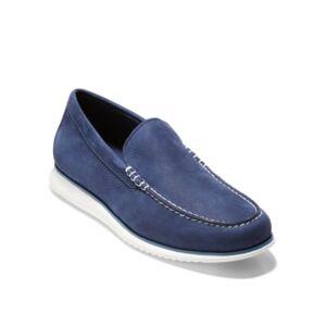 Cole Haan Men's 2.Zerogrand Venetian Loafers Men's Shoes - Men - Marine Blue - Size: 10M