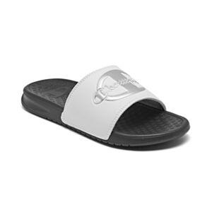 Champion Women's Super Slide Sandals from Finish Line - Women - White - Size: 7