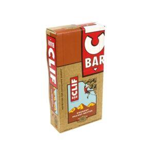 Clif Bar Crunchy Peanut Butter Protein Bar, 2.4 oz, 12 Count - Size: No Size