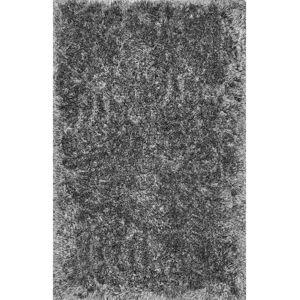 nuLoom Kristan AWVE16A Gray 5' x 8' Area Rug