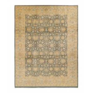 """Adorn Hand Woven Rugs Mogul M1323 10'3"""" x 13'7"""" Area Rug - Gray - Size: 10'2"""" x 13'2"""""""