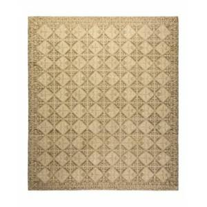 """Adorn Hand Woven Rugs Eclectic M1700 8'2"""" x 9'6"""" Rectangle Area Rug - Tan - Size: 8'2"""" x 10'"""