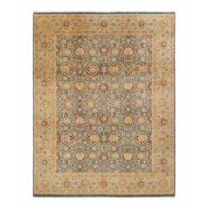 """Adorn Hand Woven Rugs Mogul M1273 9'3"""" x 12'3"""" Area Rug - Gray - Size: 9'3"""" x 12'6"""""""