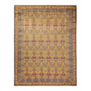 """Adorn Hand Woven Rugs Arts and Crafts M1686 9' x 11'9"""" Area Rug"""