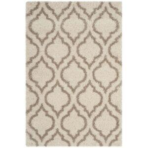 Safavieh Hudson Ivory and Beige 6' x 9' Area Rug - Ivory - Size: 6' x 9'