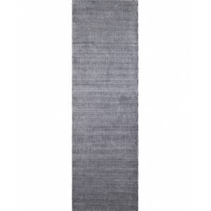 """Bb Rugs Forge M144 2'6"""" x 8' Runner Rug - Charcoal - Size: 2'6"""" x 8' Runner"""