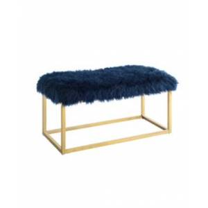 Chic Home Marilyn Bench - Navy - Size: NO SIZE