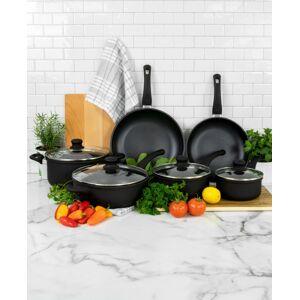 Hell's Kitchen Nonstick 10-Pc. Cookware Set