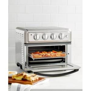 Cuisinart Toa-60 Air Fryer Toaster Oven - Silver