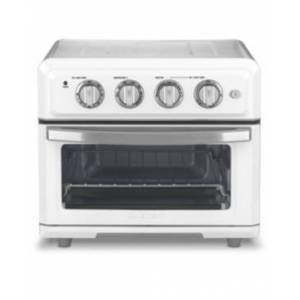 Cuisinart Toa-60W 1800 Watts Air Fryer Toaster Oven - White