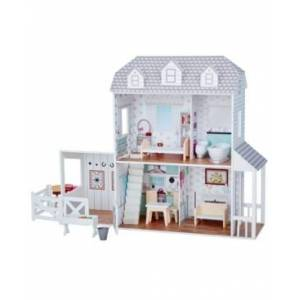 "Teamson Kids - Dreamland Farm house 12"" Doll House - Size: No Size"