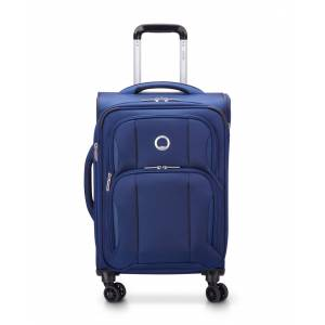 """Delsey Optimax Lite 2.0 Expandable 20"""" Carry-on Spinner"""