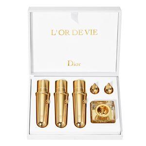 Christian Dior Limited Edition L'Or de Vie La Cure Vintage 2019, 3 x 1 oz. - Size: unisex